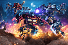 Sinopsis Transformers: War for Cybertron Trilogy: Chapter 2: Earthrise