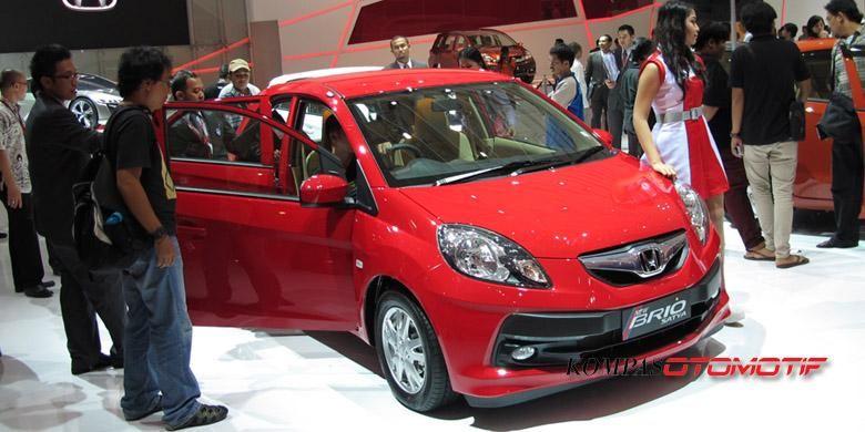 PT Honda Prospect Motor akan mengubah lubang takngi Brio Satya.