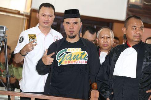Jaksa Sebut Ahmad Dhani Gaji Admin Medsos Rp 2 Juta untuk Unggah Tulisan ke Twitter