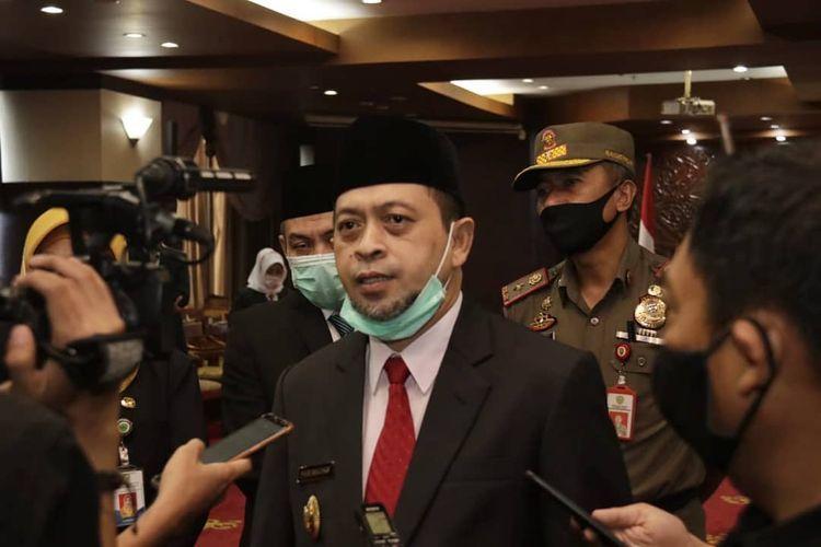 Wakil Gubernur Kalimantan Timur (Kaltim), Hadi Mulyadi.