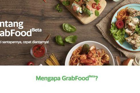 Grab Uji Layanan Pesan-Antar Makanan, GrabFood