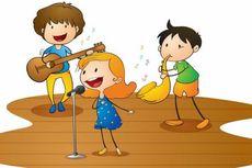 Lirik dan Chord Lagu Anak-Anak, Andaikan Aku Punya Sayap