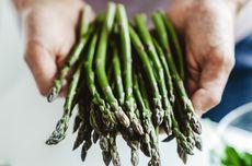 3 Cara Pilih Asparagus yang Bagus, Cek Bagian Batangnya
