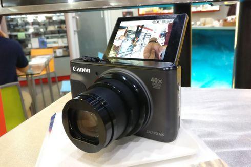 Resmi di Indonesia, Canon Powershot SX730 HS Cocok untuk
