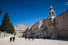 Di Yerusalem Pemuka Agama Kristen, Yahudi, dan Islam Doa Bersama, Memohon Wabah Covid-19 Cepat Selesai