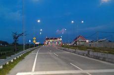 Ruas Tol Jombang-Bandar Kedungmulyo Sepi