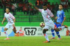 Hasil Liga 1, Persipura Jayapura Benamkan Barito Putera