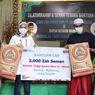 SIG Salurkan 2.000 Sak Semen, Bantu Pembangunan STAI Al Anwar