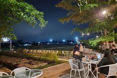 NK Kafe Malang, Jajal Sensasi Kongkow di Area Sawah