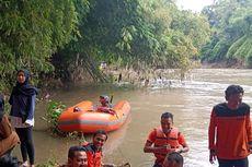 Mandi di Sungai Bedadung, Pelajar SD di Jember Hanyut