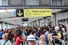 Berikut Perincian Kereta Jarak Jauh yang Terganggu akibat Banjir Jakarta