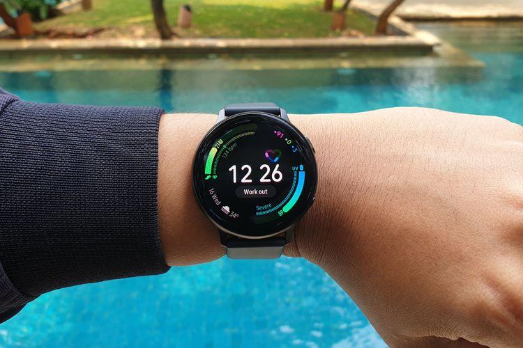 Ilustrasi Galaxy Watch Active 2