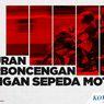 PSBB Jakarta, Motor Boleh Berboncengan tapi Wajib Satu Alamat