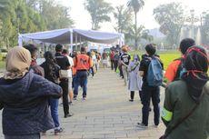 Tes Massal Corona di Bandung Selama 2 Hari, 5 Orang Positif