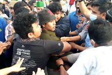 Nyanyikan Lagu yang Menyinggung Polisi Saat Demo, Seorang Mahasiswa Ditangkap