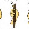 3 Cara Memegang Lembing: Gaya Amerika, Finlandia, dan Fork Grip