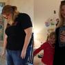 Suzanne Ryan, Berbagi 3 Tips Sukses Turunkan Berat Badan 54 Kg