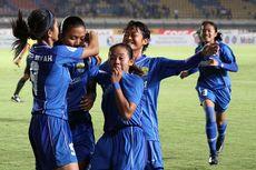 Persib Bandung Juara Liga 1 Putri, Pelatih Ucapkan Terima Kasih