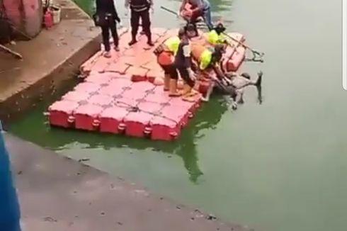 Jenazah Seorang Pria Ditemukan di Danau Sunter