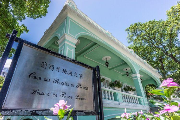 Taipa Houses Macau