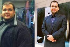 Turunkan Berat Badan 26 Kg, Pria Suriah Raih Hadiah Emas di Dubai