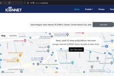Iconnet Targetkan 100.000 Pelanggan, Siap Cover  Wilayah Istana Negara