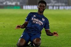 Arsenal Lolos ke 4 Besar Liga Europa, Saka Ungkap Wujud Gunners Sebenarnya