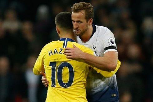 Jadwal Siaran Langsung Semifinal Piala Liga Inggris, Tottenham Vs Chelsea Malam Ini