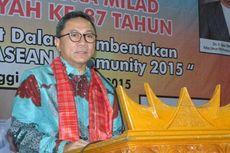 Zulkifli Hasan Ajak Siswa Pesantren Sumatera Barat untuk Tak Minder