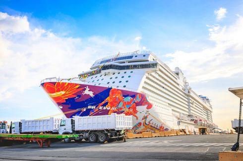 Kapal Pesiar World Dream Mulai Pelayaran Tanpa Tujuan pada November 2020