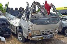 Terungkap Fakta Seputar Minibus yang Kecelakaan di Tol Cipali