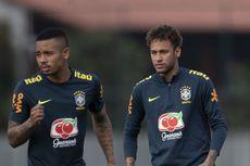 Palmeiras Juara Copa Libertadores, Neymar Kalah Taruhan Lawan Gabriel Jesus