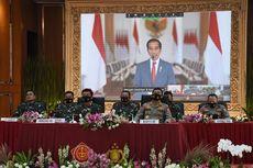 Beri Pembekalan Calon Perwira TNI-Polri, Jokowi Singgung Disrupsi Teknologi