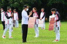 Presiden Jokowi Serahkan Rp 5,5 Miliar ke Greysia/Apriyani, Bonus Lebih Besar dari Olimpiade Rio
