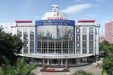 Telkom University Jadi PTS Terbaik di Indonesia