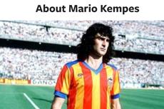 Mario Kempes, Pemenang Piala Dunia yang Mengakhiri Karier di Indonesia