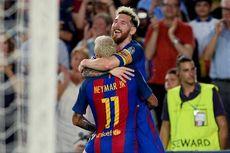 Lionel Messi Masih Ingin Neymar