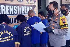 5 Penipu Bermodus Beli Sembako dengan Cek Kosong Ditangkap, Korban Merugi Ratusan Juta Rupiah