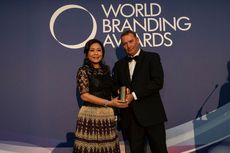 Bluebird Raih Predikat Brand of the Year dalam World Branding Awards di London