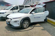 Layanan Mobile Charging untuk Mobil Listrik Hyundai