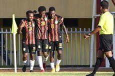 Ini Jumlah Bonus dari Freeport untuk Tim Sepak Bola Putra Papua