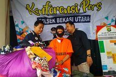 Remaja Pengamen di Bekasi Bobol Ruko karena Kesal Dituduh Maling