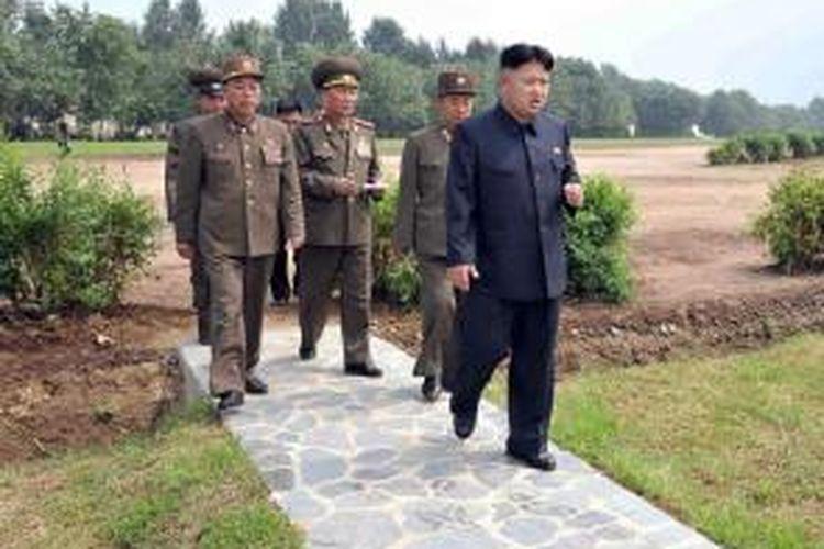 Presiden Korea Utara Kim Jong Un belum menunjukkan tanda akan mengubah model pemerintahan negeri itu yang keras dan menindas rakyatnya sendiri.