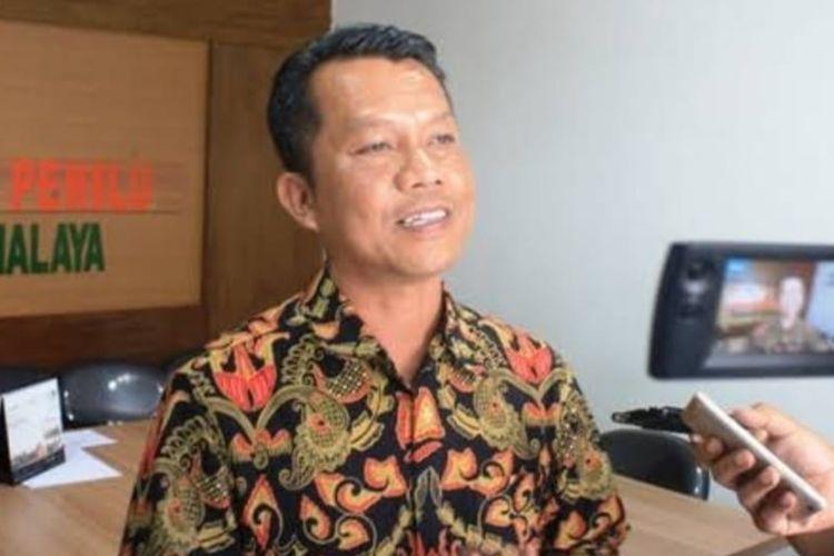 Ketua Bawaslu Kabupaten Tasikmalaya, Dodi Juanda.