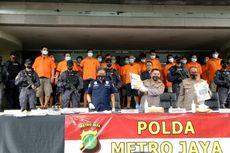 24 Preman Berkedok Penyedia Jasa Pengamanan Gaji Asmoro untuk Ganggu Sopir Truk Kontainer di Tanjung Priok