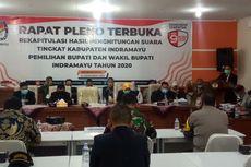 Rekapitulasi KPU Pilkada Indramayu, Nina Da'i Bachtiar-Lucky Hakim Raih Suara Tertinggi