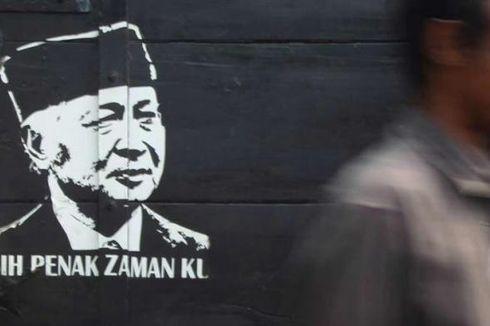 Gelar Pahlawan untuk Soeharto Terganjal Tap MPR, Golkar Serahkan ke Kemensos