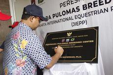 Menpora dan Gubernur DKI Resmikan Sekolah Berkuda Equinara Academy