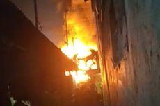 Panitia Pastikan Kebakaran di Velodrome Tak Rusak Venue Asian Games