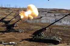 Militer China dan Rusia Berlatih Pakai Peluru Tajam